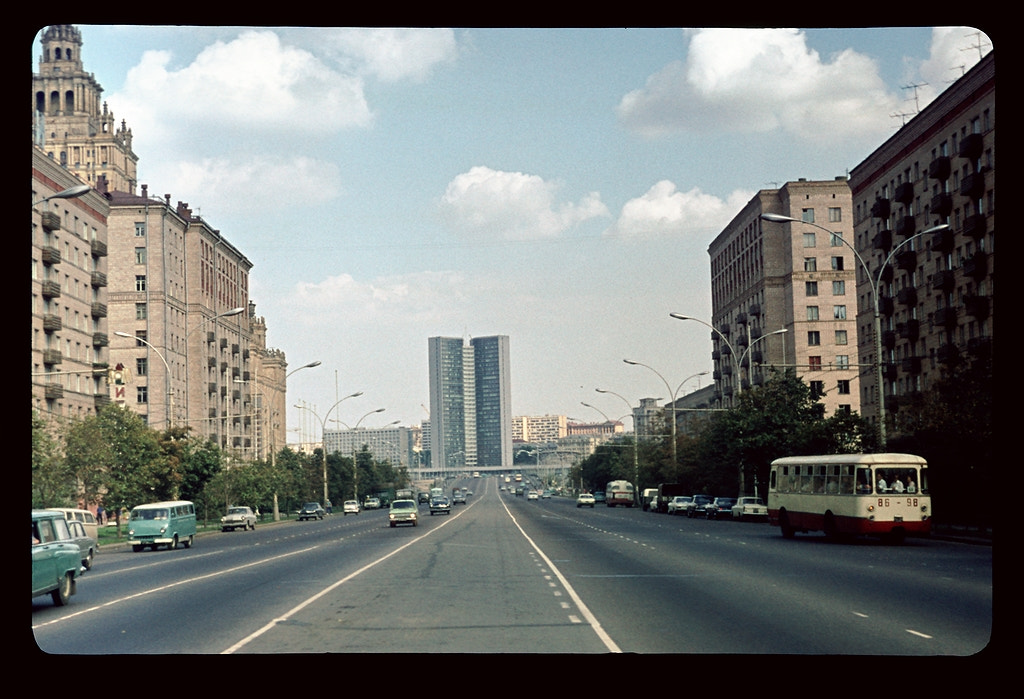 Photograph Moscow 70's by rspanov on 500px