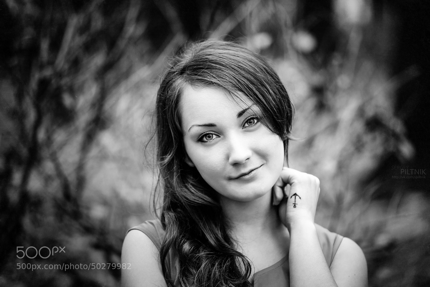 Photograph Alexandra by Serg  Piltnik (Пилтник) on 500px