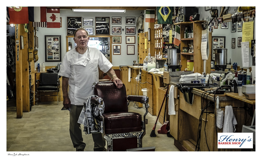 2013 Spring Fling - Henry The Barber