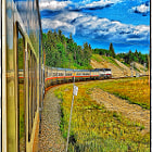 Rocky Mountaineer.