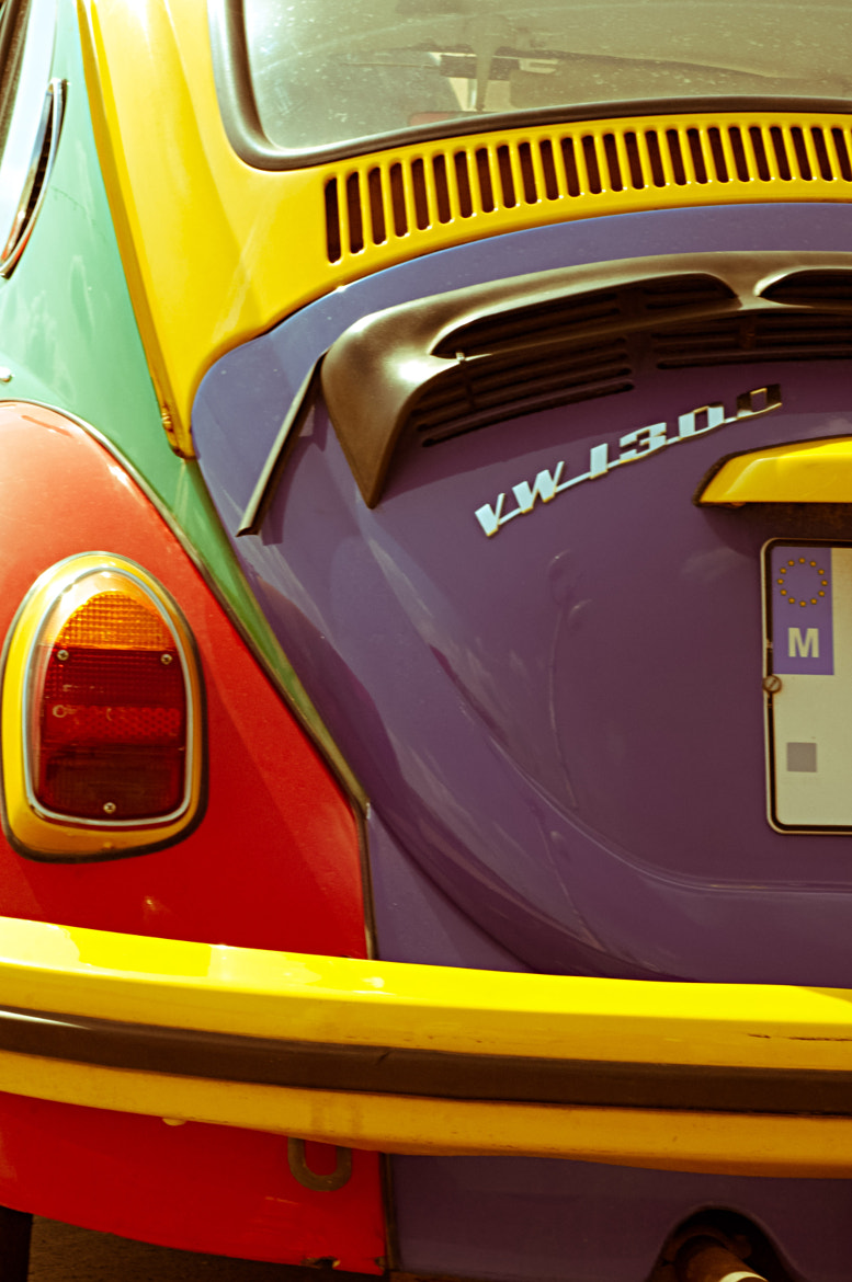 Photograph Volkswagen Beetle 1300 by Yves Cordina on 500px