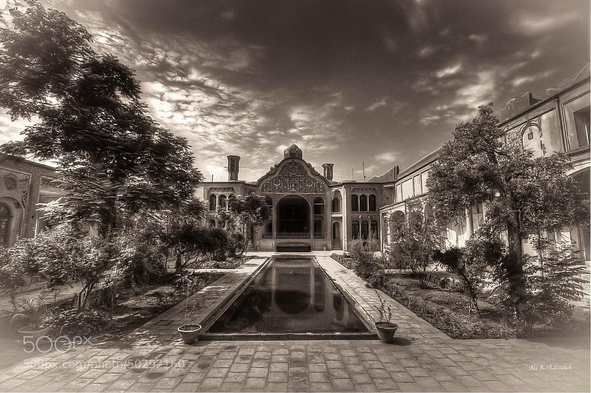 Photograph Boroujerdi House by Ali KoRdZaDeh on 500px