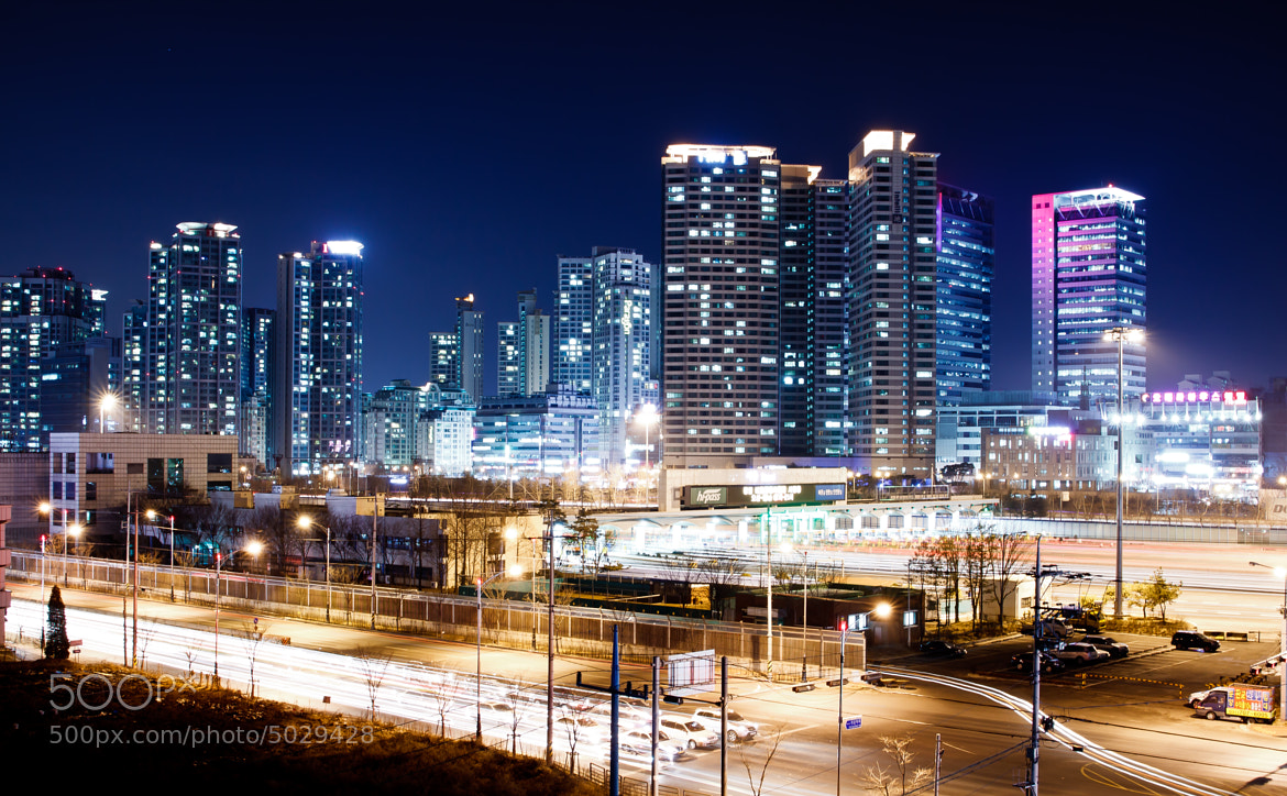 Photograph Night view by Youngsuk Rho on 500px