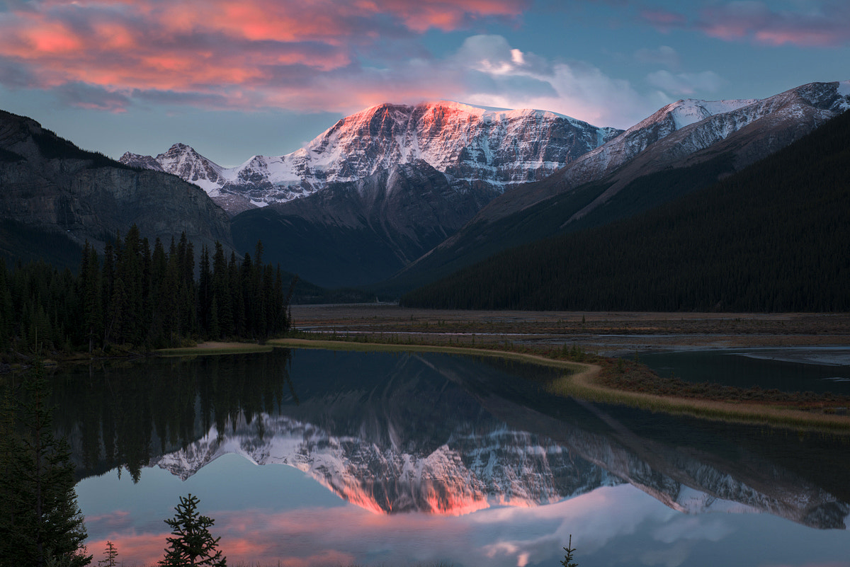 Photograph Albertan Dawn by Alex Mody on 500px
