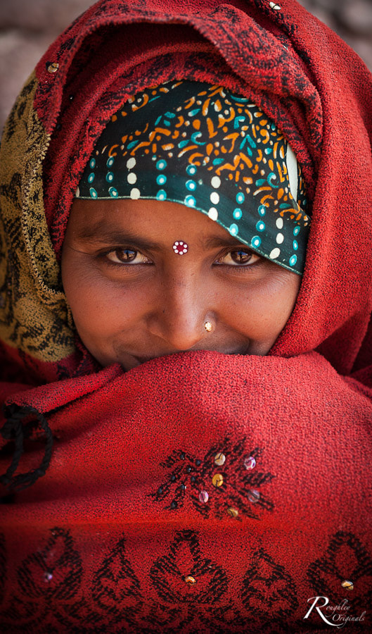 Photograph Lady of the Pink City by Roughley Originals on 500px