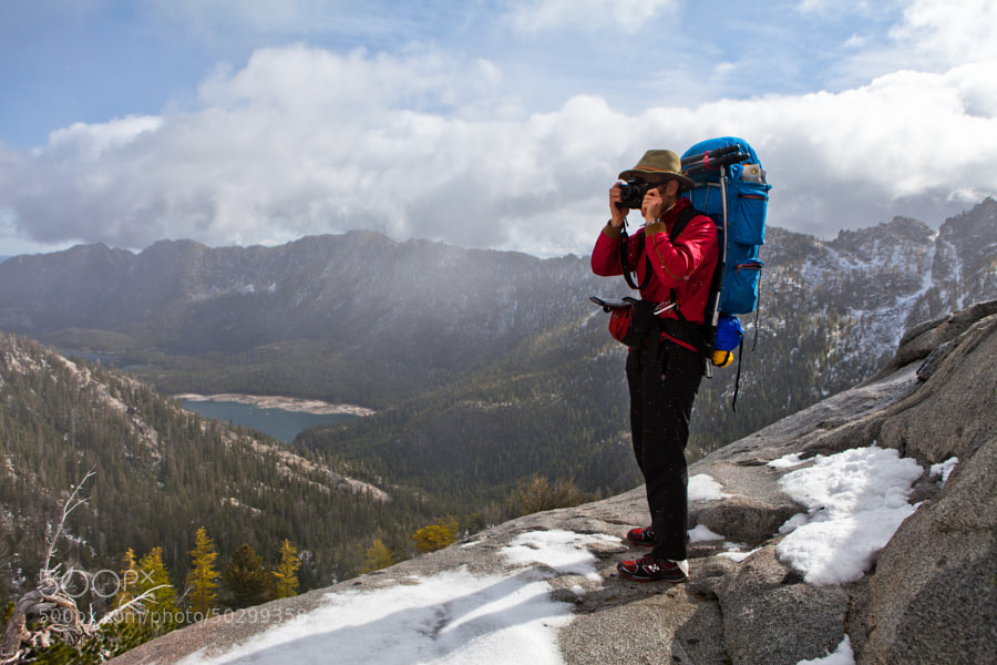 From my 2011 trip to the Enchantments in the Northern Cascades of Washington State.
