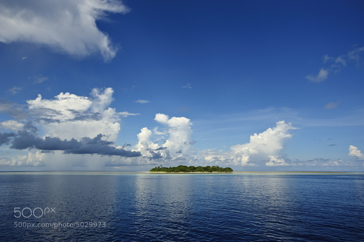 Photograph Island in the middle of nowehere by Luca  Vaime on 500px