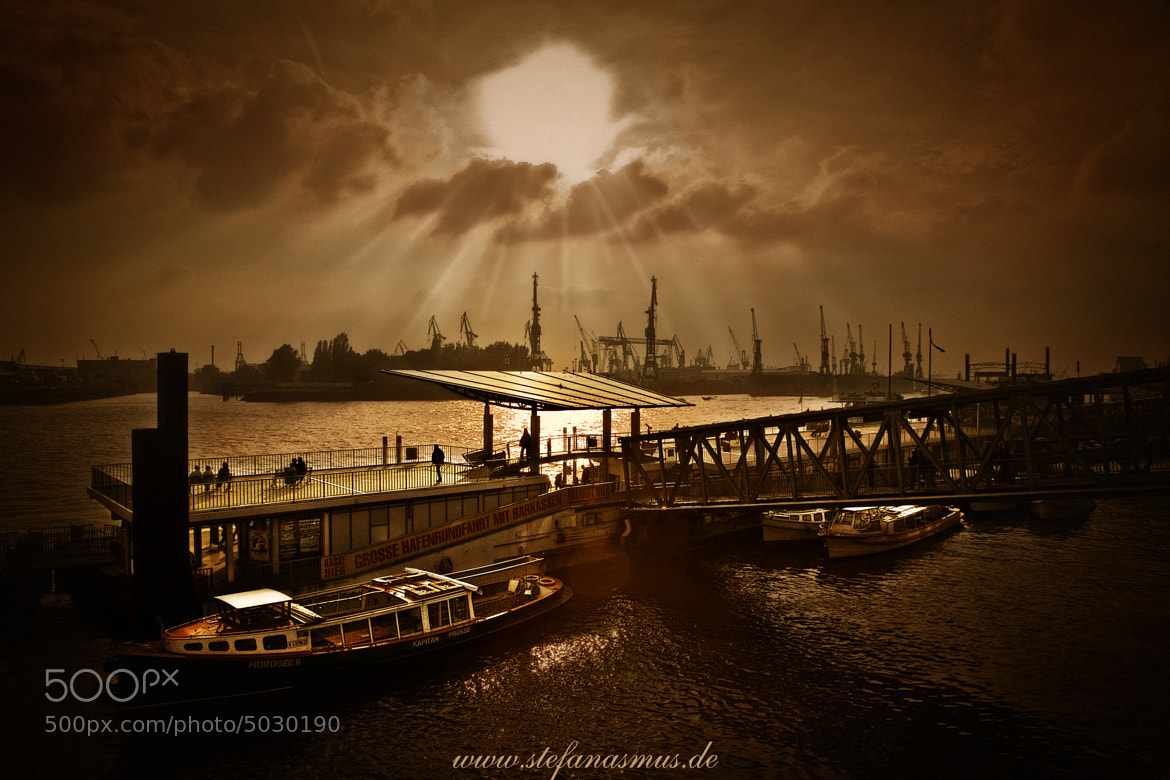 Photograph silent harbour  by Stefan Asmus on 500px