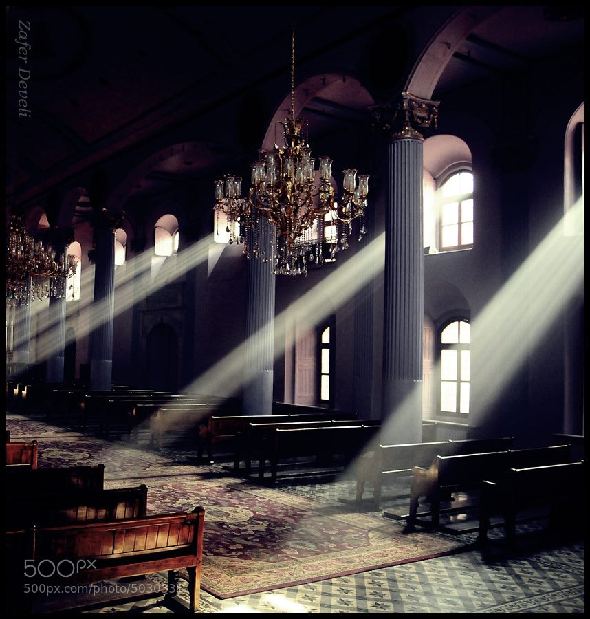 Photograph Holy Mother-of-God Armenian Patriarchal Church (Kumkapi, Istanbul/Turkiye) by Zafer Develi on 500px