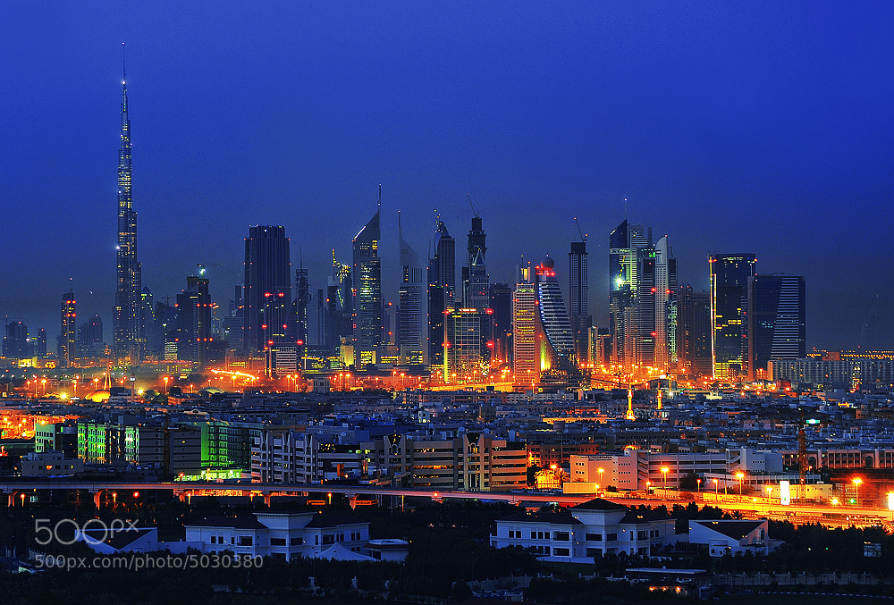 Photograph Towers of Dubai by Aubrey Stoll on 500px