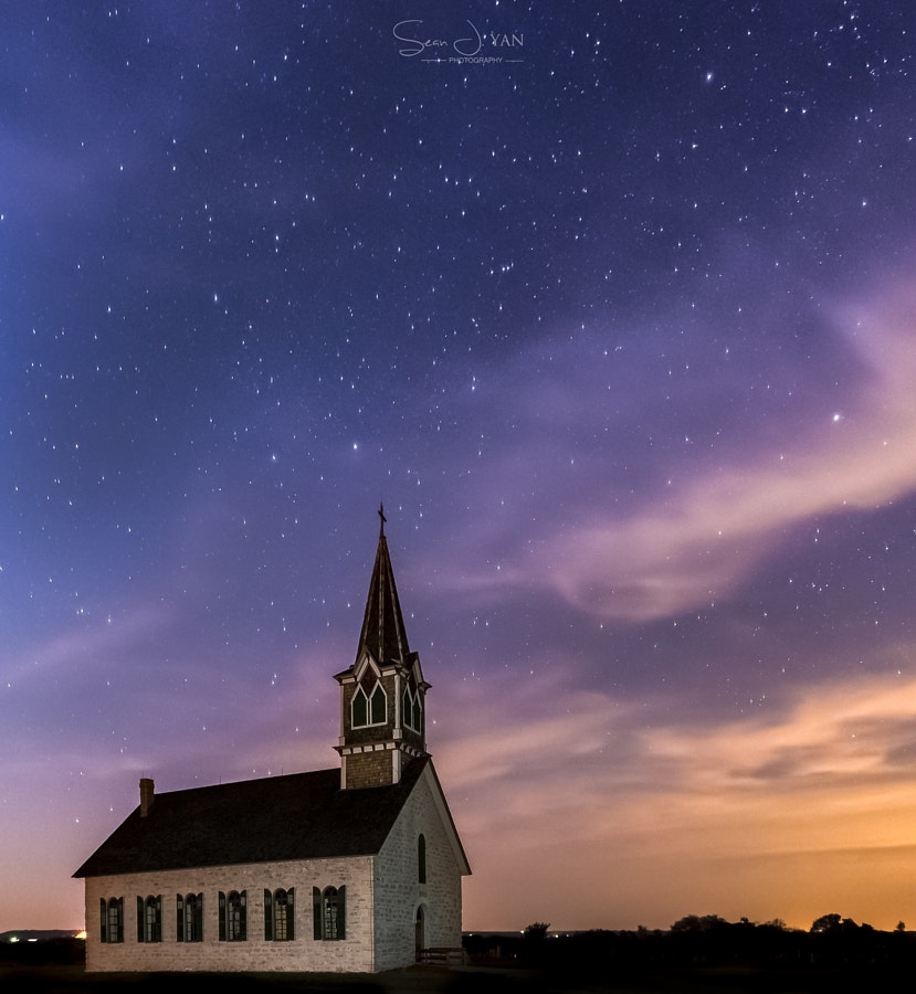 Photograph **Starry Night** by Sean Yan on 500px