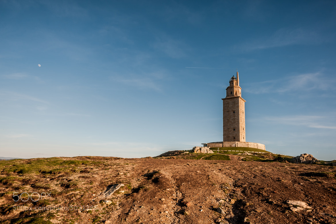 Photograph Tower of Hercules by David Cornejo on 500px