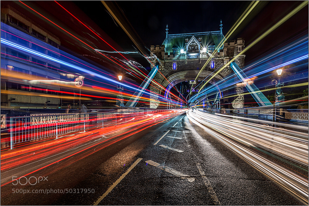 Photograph busy traffic by Sus Bogaerts on 500px