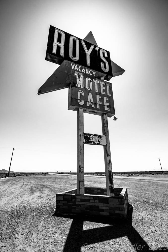 Photograph Along Route 66 by Pierre Nadler on 500px