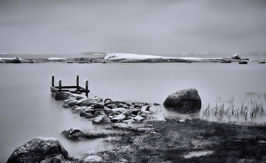 Lauttasaari seascape