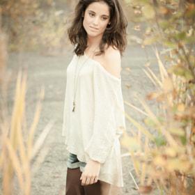 Autumn shooting with Christin