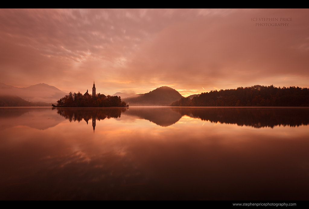Photograph Time for Bled by Steve Price on 500px