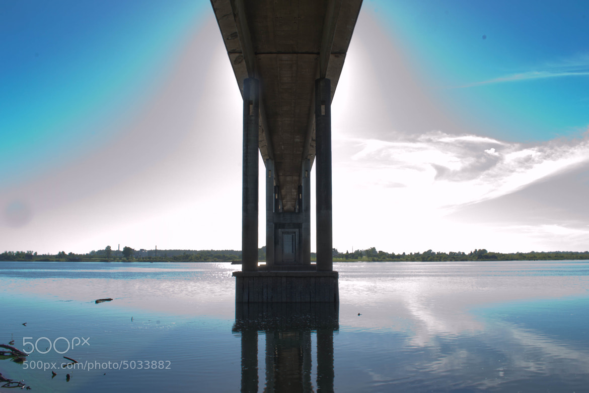 Photograph Under Bridge  by Rodri Moralez on 500px