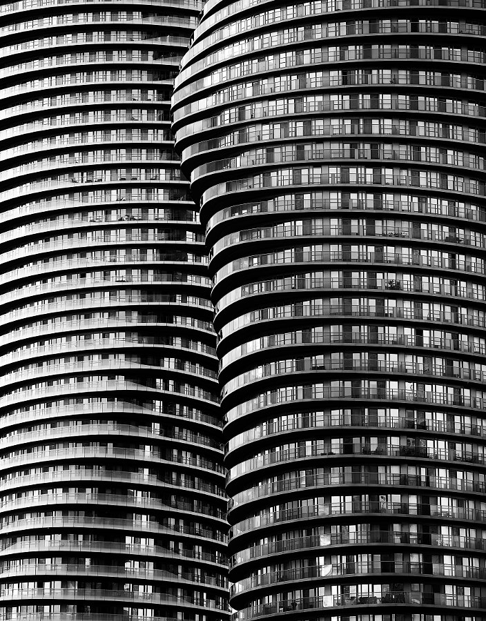 black and white pictures - Absolute Towers by Roland Shainidze on 500px.com