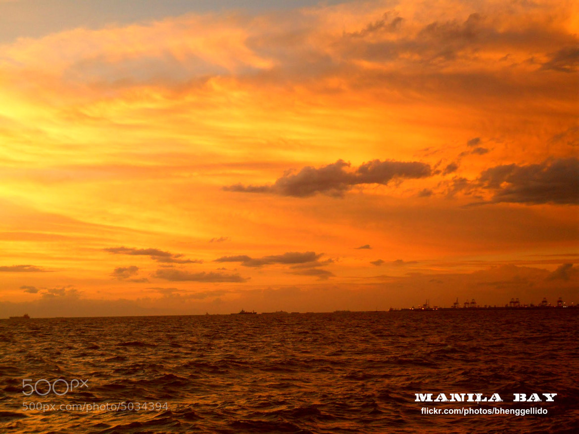 Photograph Manila Bay Sunset by Bheng Gellido on 500px