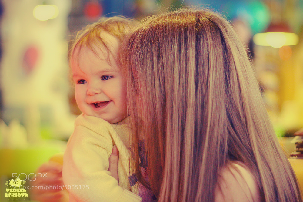 Photograph A happy smile by Venera Efimova on 500px