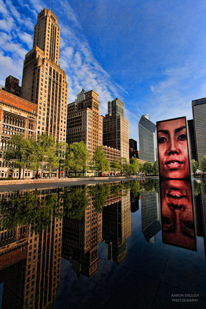 Photograph Millennium Park by Aaron English on 500px