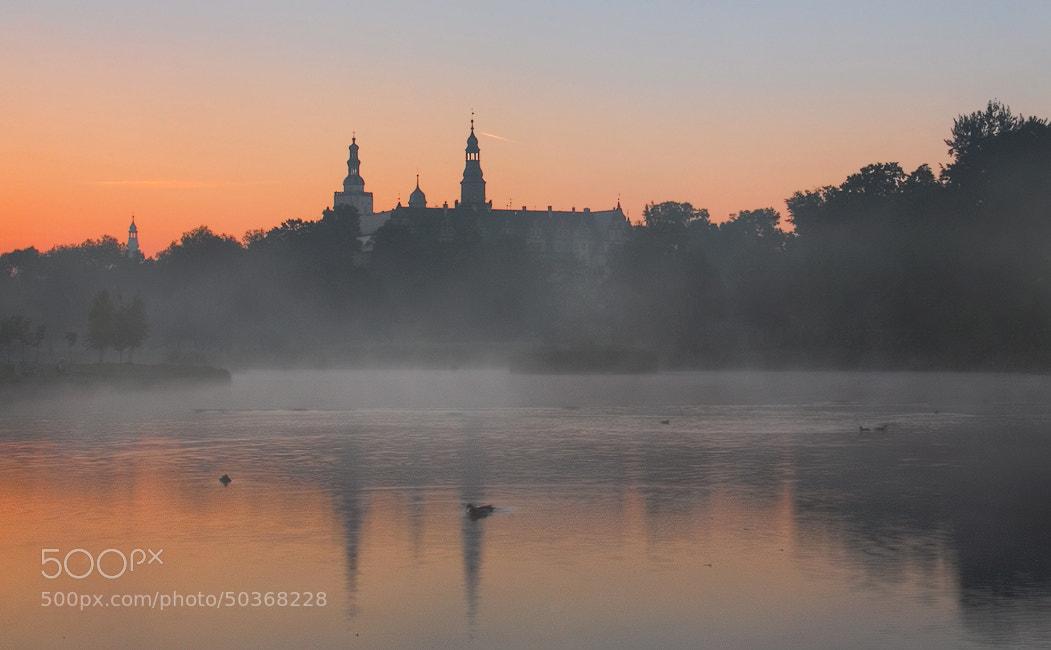Photograph Misty wake up by Lukasz Maksymiuk on 500px