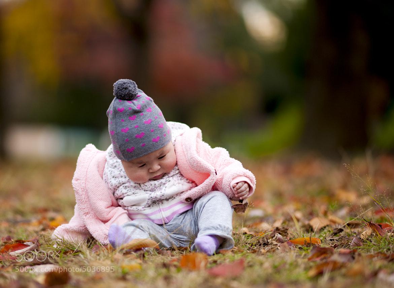 Photograph First Autumn by Ben Torode on 500px