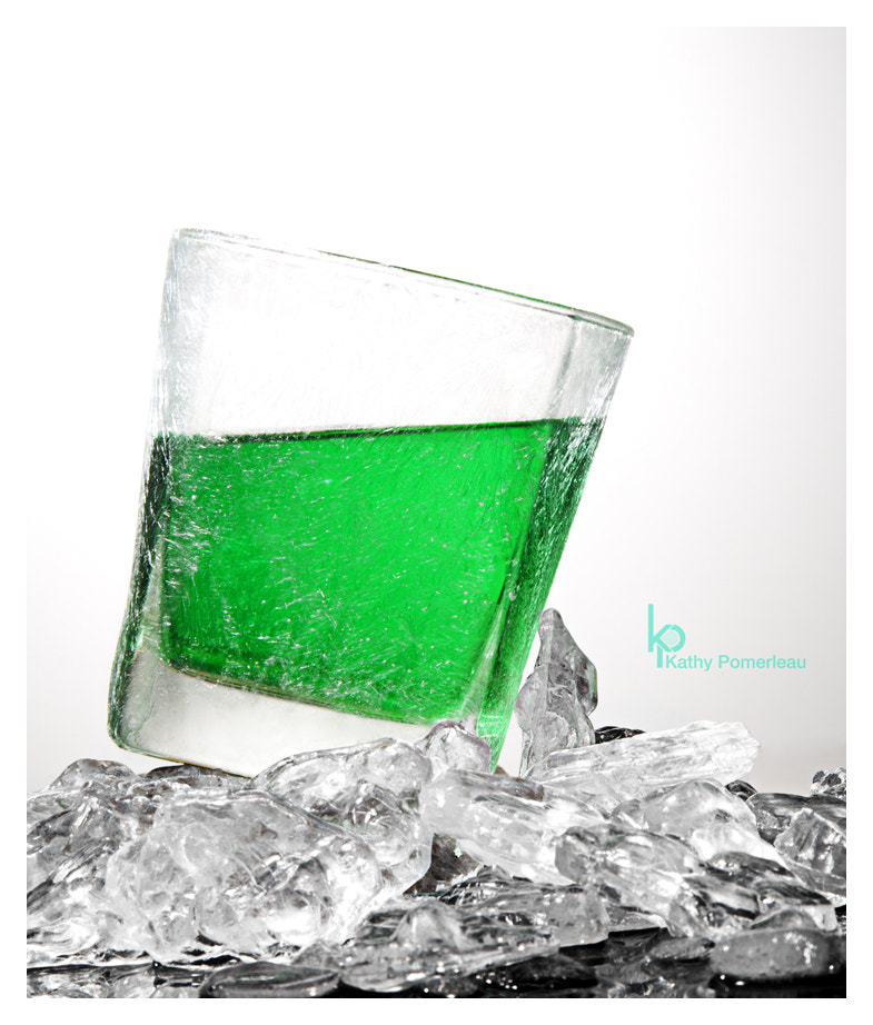 Photograph ice drink. by Kathy Pomerleau on 500px