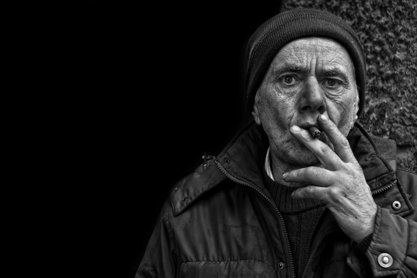 Photograph Do You Mind If I Smoke My Cigar? by mario pignotti on 500px