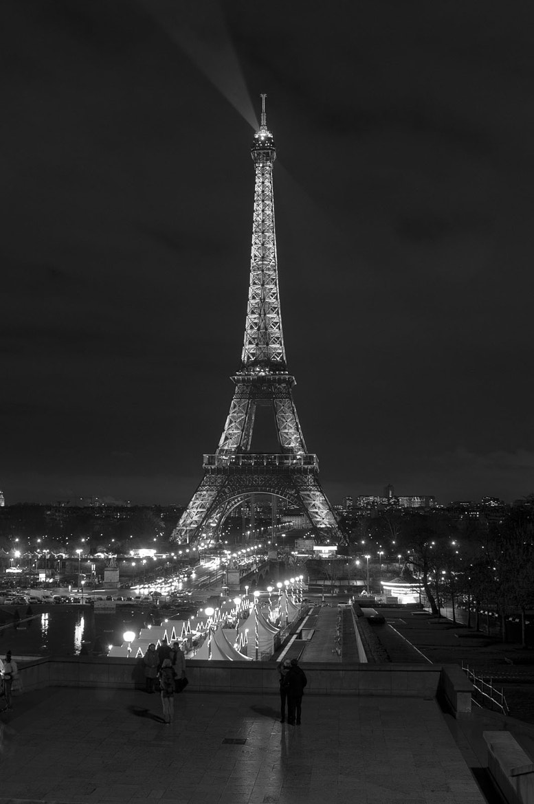 Photograph Paris - Eiffel Tower from Trocadero by FkG  on 500px
