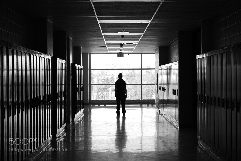 Photograph Dark figure by Bronte Dundas on 500px