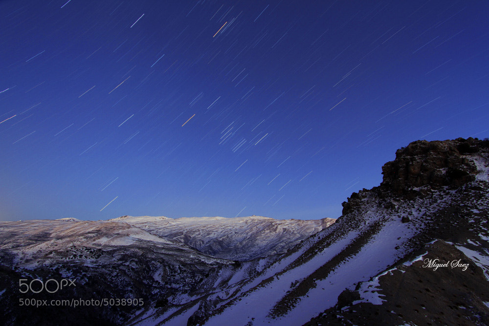 Photograph Sierra Nevada by Miguel Saez on 500px