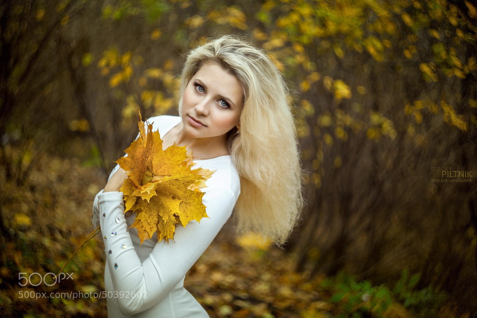 Photograph Beautiful autumn by Serg  Piltnik (Пилтник) on 500px