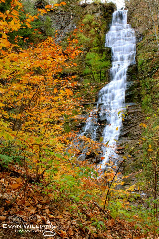 Photograph Pratt Falls by Evan Williams on 500px