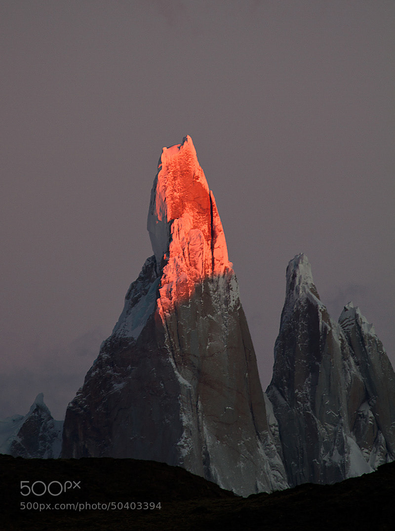 Photograph Cerro Torre Dawn by Claire Carter on 500px
