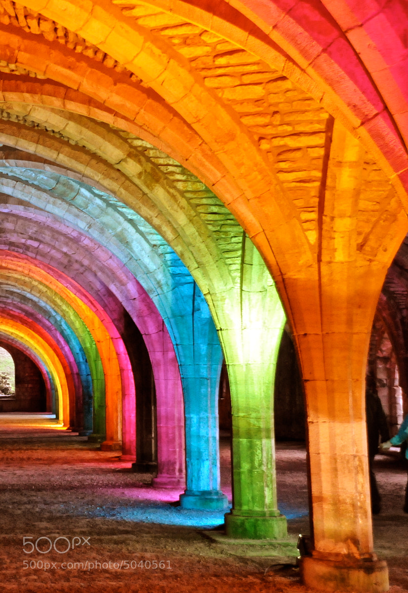 Photograph Rainbow arches.  by Michael Adcock on 500px