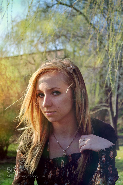 Photograph Spring Girl by Aleksandr Skoblov on 500px