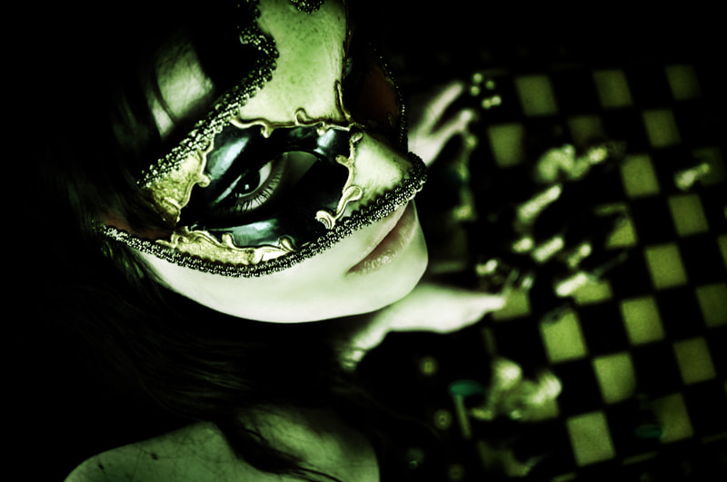 Photograph Mask by Daria Owerko on 500px