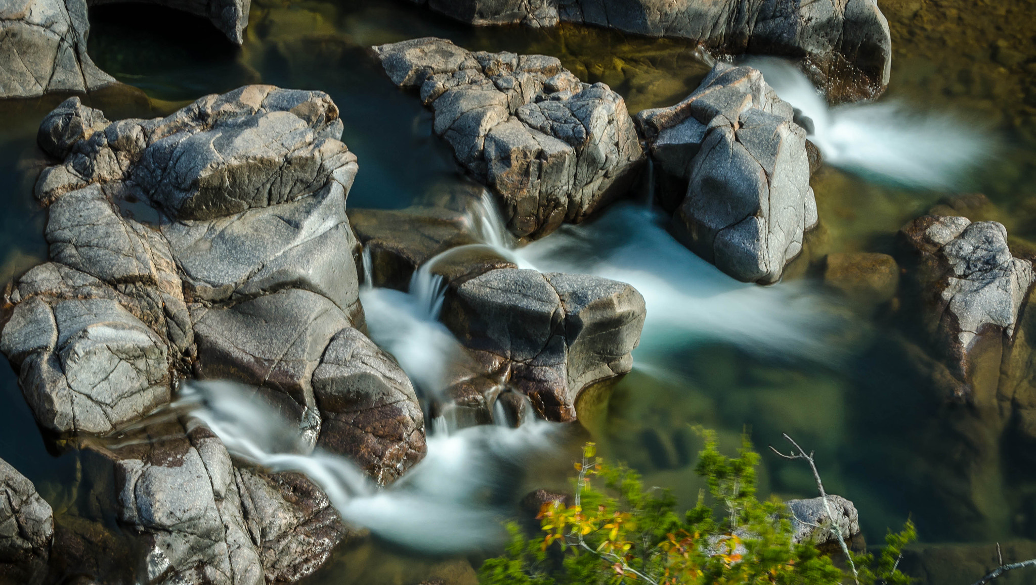 Photograph Johnson's Shut-ins by Jerry Dean on 500px