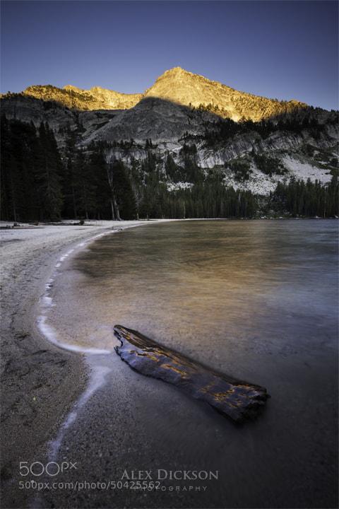 Photograph Tenaya Lake by Alex Dickson on 500px