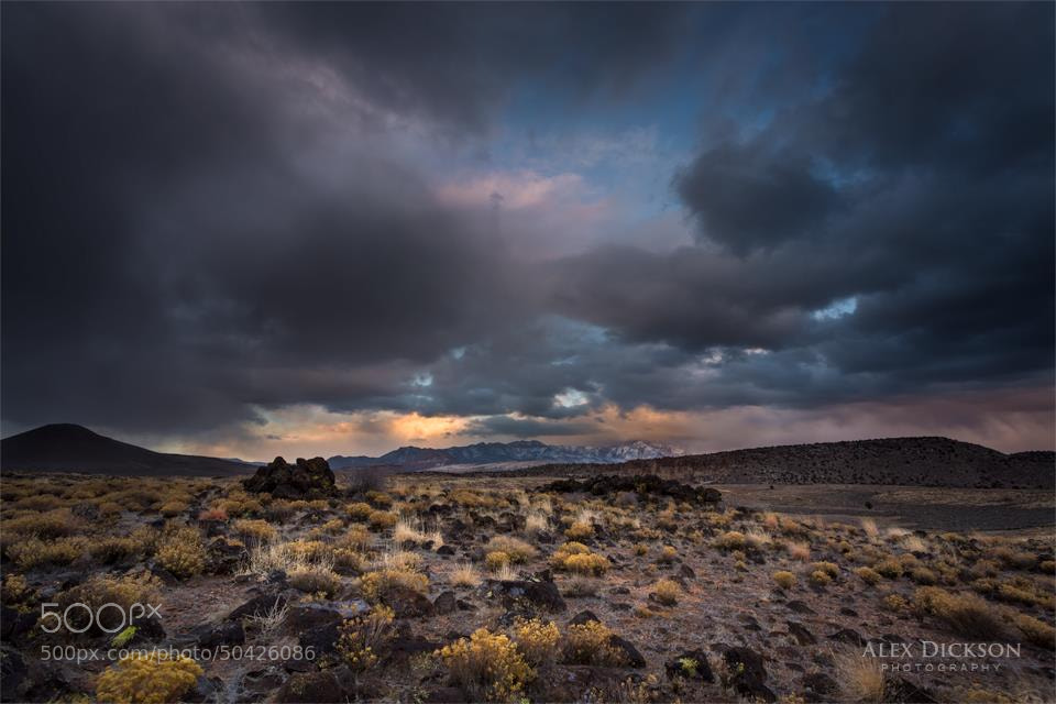 Photograph Drama in the Skies by Alex Dickson on 500px