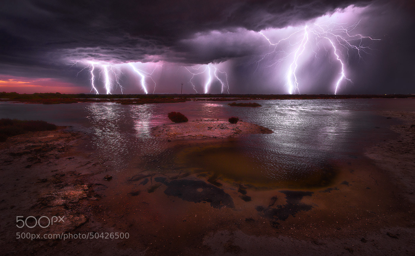 Photograph Angry Skies II by Dylan Gehlken on 500px