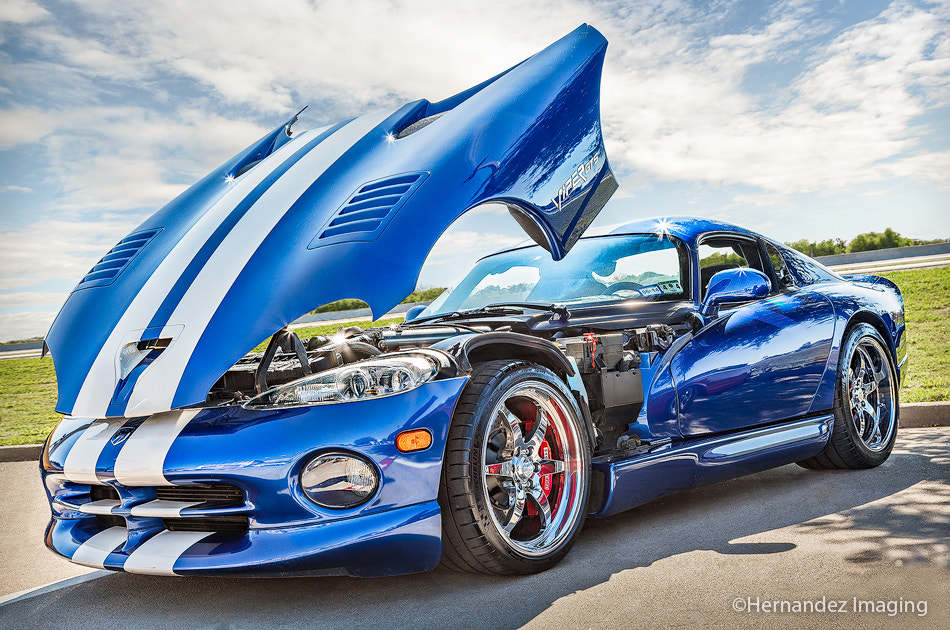 Photograph 1996 Dodge Viper by Peter Hernandez on 500px