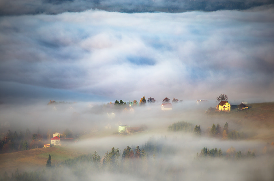 Photograph Different worlds by Marcin Sobas on 500px