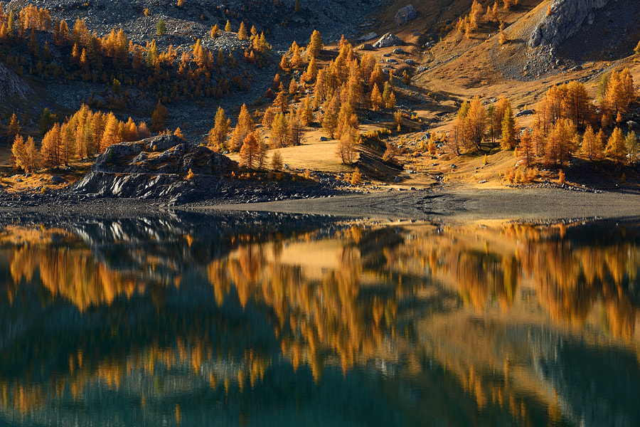 Photograph Natural mirror by Christian Rey on 500px