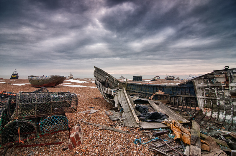 Photograph States of decay by Chris Newham on 500px