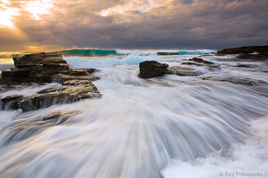 Photograph Long Reef Wave by Yury Prokopenko on 500px