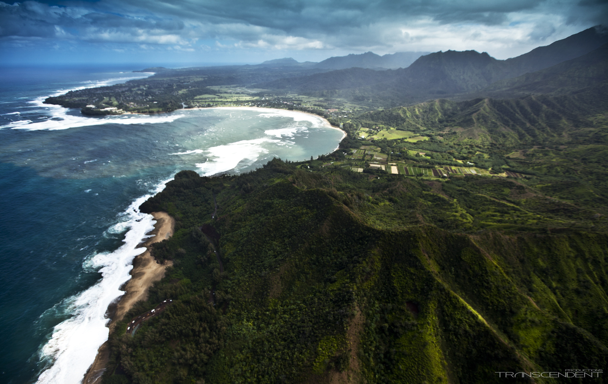 Photograph Hanalei Bay by Transcendent Productions on 500px