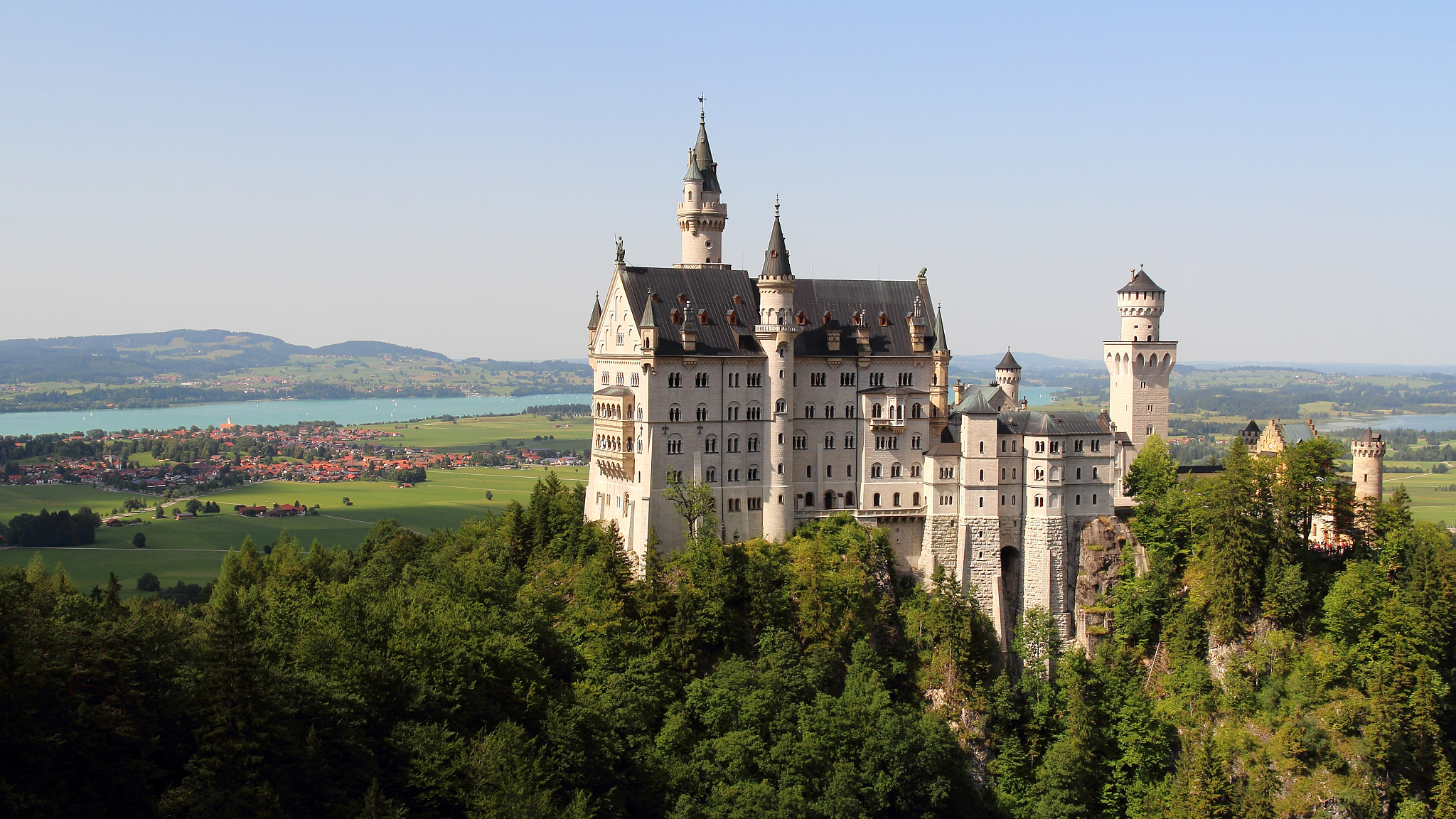 Photograph Neuschwanstein by askypulk on 500px